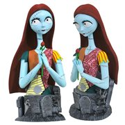 Nightmare Before Christmas Sally Resin Bust