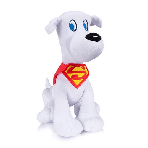 Superman Krypto Plush - San Diego Comic-Con 2015 Exclusive