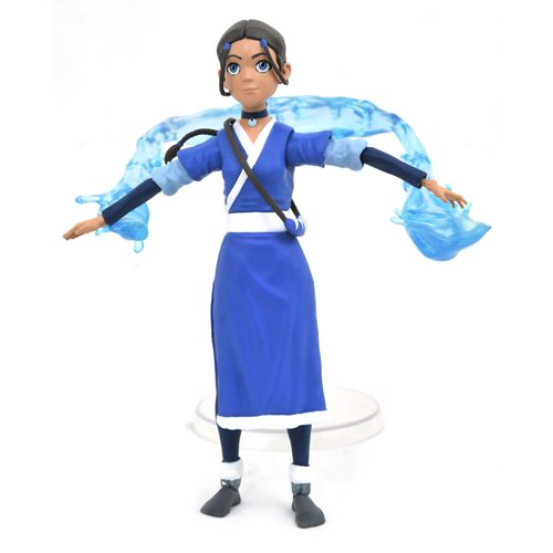 Avatar: The Last Airbender Series 1 Katara Action Figure