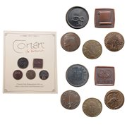 Conan Set #1 Hyborian Age 5 Coin Set