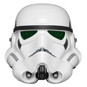 Star Wars A New Hope Stormtrooper Helmet