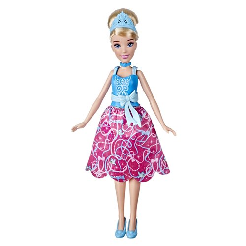 Disney Princess Snap and Style Cinderella Fashion Doll