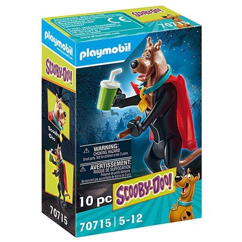 Playmobil 70715 Scooby-Doo! Vampire Action Figure