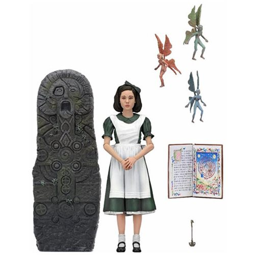 Guillermo Del Toro Signature Collection Pan's Labyrinth Ofelia Action Figure