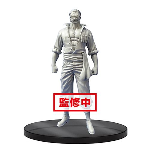 One Piece Stampede Movie The Grandlinemen Volume 3 Version A DXF Statue