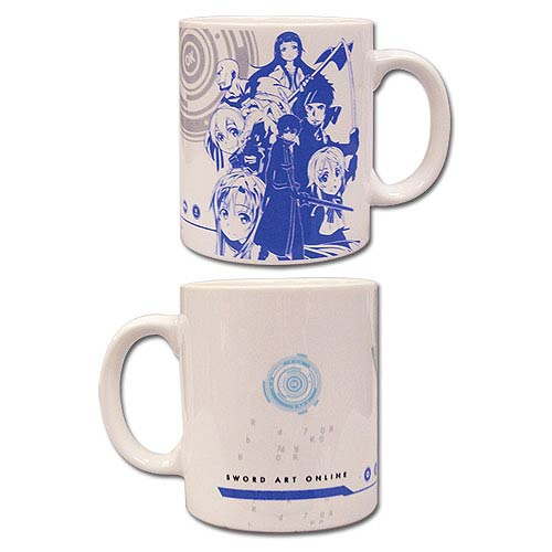 Sword Art Online Group Mug
