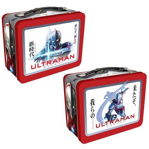 Ultraman Animated Series Ultraman Tin Tote