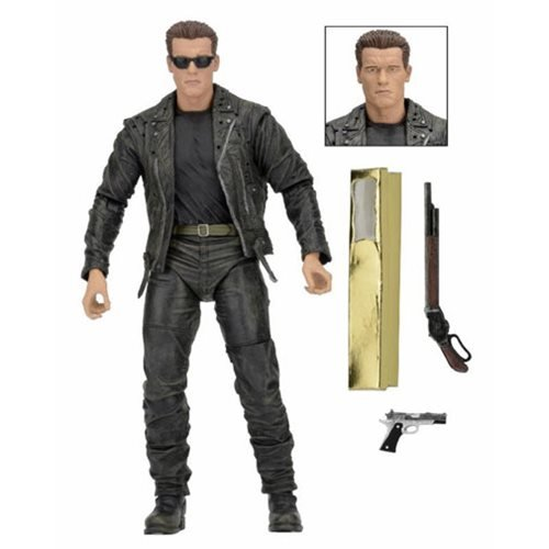 Terminator 2 25th Anniversary 3D Release T-800 Action Figure
