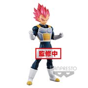 Dragon Ball Super Movie Super Saiyan God Vegeta Statue