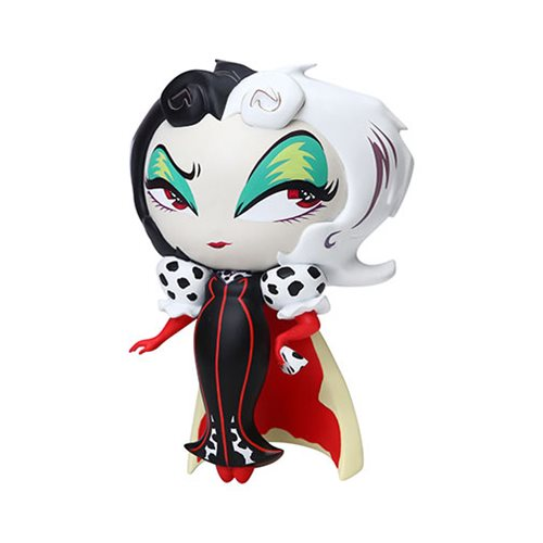Disney The World of Miss Mindy 101 Dalmatians Cruella De Vil Vinyl Figure