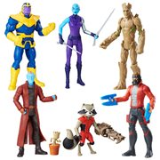 Guardians of the Galaxy 6-Inch Action Figures Wave 2