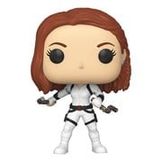 Black Widow White Suit Pop! Vinyl Figure