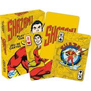 Shazam Playing Cards