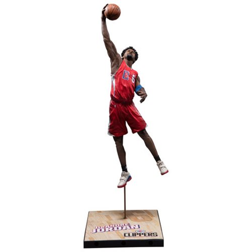 NBA SportsPicks Series 29 DeAndre Jordan Action Figure
