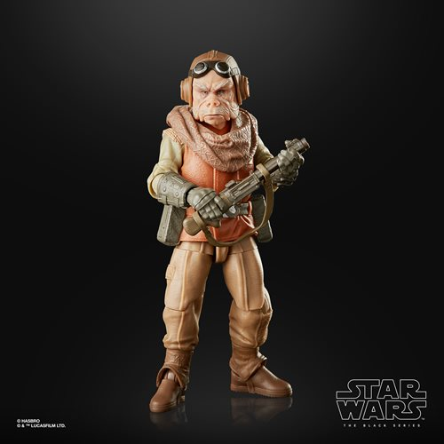 Star Wars The Black Series Kuiil 6-Inch Action Figure