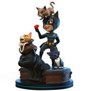 Batman: The Animated Series Catwoman Q-Fig Elite