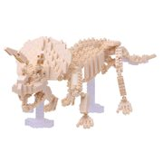 Triceratop Skeleton Model Nanoblock Constructible Figure