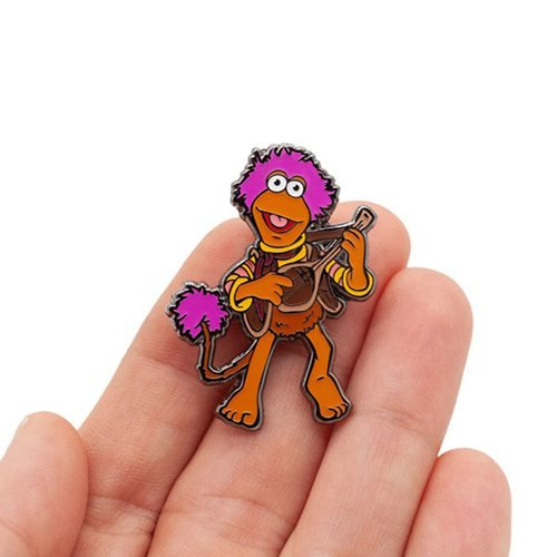 Fraggle Rock Gobo Fraggle Hard Enamel Pin