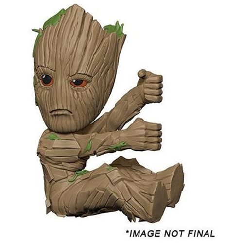 Avengers: Infinity War Groot Scalers 2-Inch Mini-Figure