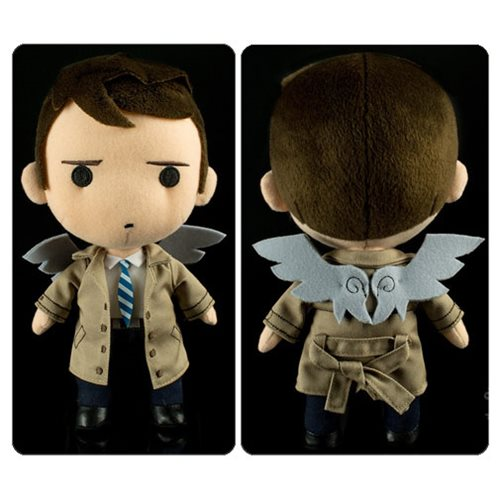 Supernatural Castiel Q-Pals Plush
