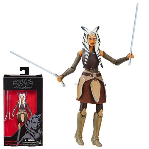 Star Wars: The Force Awakens The Black Series Ahsoka Tano 6-Inch Action Figure