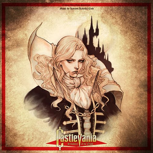 Castlevania: Symphony of the Night Original Video Game Soundtrack 2XLP