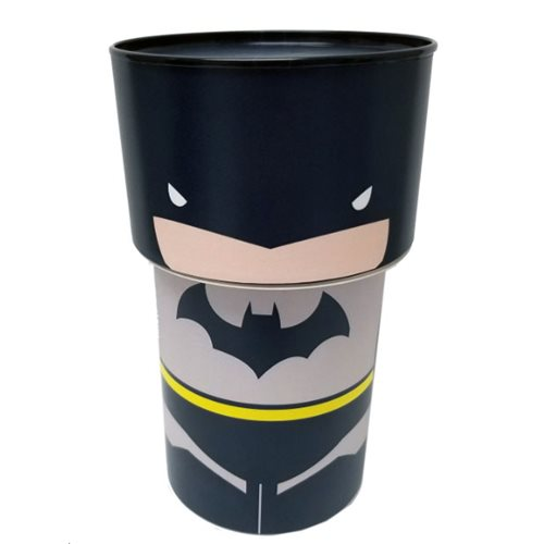 Batman Bobble Head Tin Bank