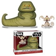 Star Wars Jabba and Salacious Crumb Vynl. Figure 2-Pack