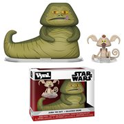 Star Wars Jabba and Salacious Crumb VYNL Figure 2-Pack