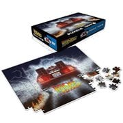 Back to the Future Time Machine Outtatime 1,000 Piece Puzzle