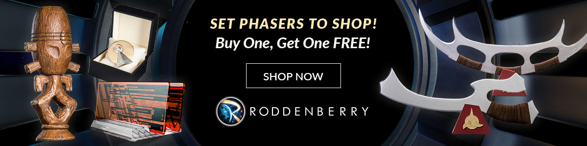 Roddenberry Buy One Get One Free
