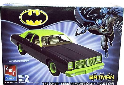 Joker Goon Car Model Kit Entertainment Earth
