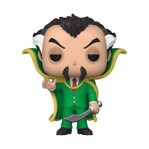 DC Comics Raz al' Ghul Pop! Vinyl Figure - 2020 Convention Exclusive