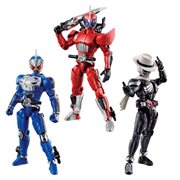 Kamen Rider W So-Do Chronicle Unstoppable A/Under the Wall of S 3-Pack Action Figure Set