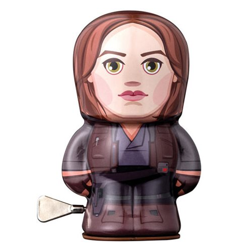 Star Wars Rogue One Jyn Erso 4-Inch Windup Bebot