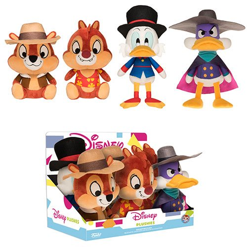 Disney Afternoon Plush Display Case