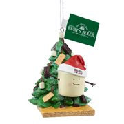 Hershey S'mores with Christmas Tree 3-Inch Ornament