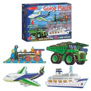 Going Places Floor 48-Piece Puzzle