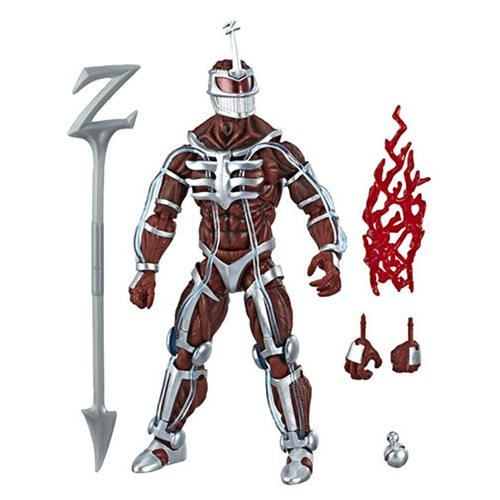 Power Rangers Lightning Collection Lord Zedd 6-Inch Action Figure