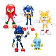 Sonic the Hedgehog 2 1/2-Inch Figures Wave 1 Case