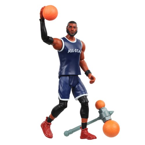 Space Jam Ballers Series 1 Random 5-Inch Action Figures Case of 4