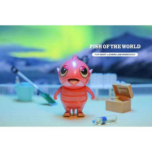 Fish of the World Series Blind Box Mini-Figure 12 Piece Tray