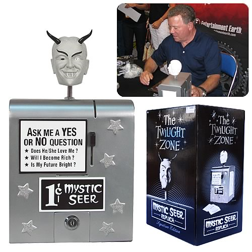 The Twilight Zone Mystic Seer Replica - Signature Edition