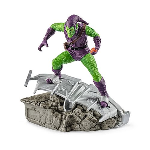 Marvel Classic Green Goblin Diorama Collectible Figure #09