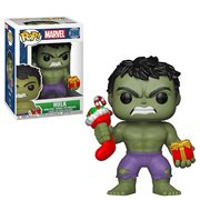 Marvel Holiday Hulk with Presents Pop! Vinyl Figure #398