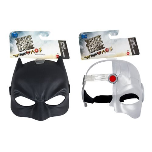 Justice League Movie Hero Mask Mix Case