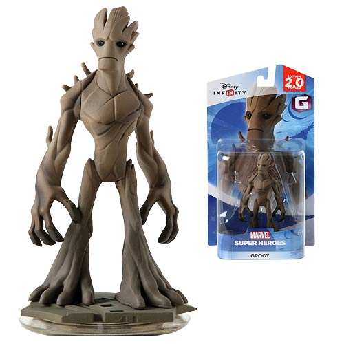 Disney Infinity 2.0 Marvel Super Heroes Groot Figure