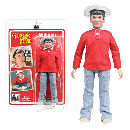 Gilligan's Island Series 1 Gilligan 8-Inch Action Figure
