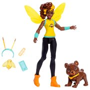 DC Super Hero Girls Bumblebee Action Figure with Pet