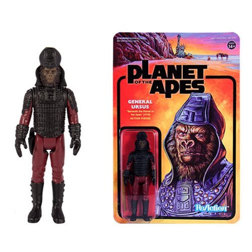 Planet of the Apes General Ursus ReAction Figure